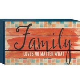 P. Graham Dunn Sign Family Loves