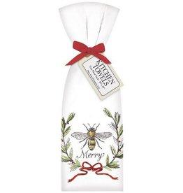 Mary Lake-Thompson Bee Merry Towel Set