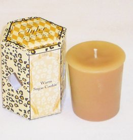 Tyler Candle Company Votive Warm Sugar Cookie