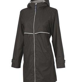 Charles River Apparel Long New Englander Raincoat