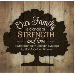 P. Graham Dunn Sign Our Family