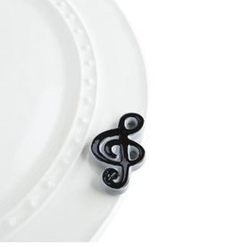 Nora Fleming, LLC Musical Note Mini RETIRED