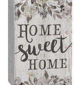 "P. Graham Dunn ""Home Sweet Home"" Block"