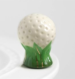 Nora Fleming, LLC Hole In One (Golf Ball) Mini