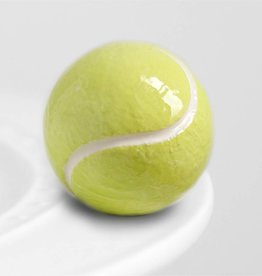 Nora Fleming, LLC Game, Set, Match! (Tennis Ball) Mini