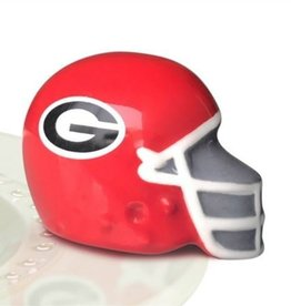 Nora Fleming, LLC Georgia Helmet Mini