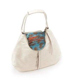 HOBO HOBO -Harken Shoulder Bag - Linen