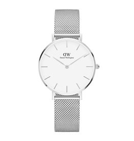 Daniel Wellington Inc DW Classic Petite Sterling Woman Watch Silver 32mm