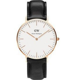 Daniel Wellington Inc DW Sheffield Woman Watch Rose 36mm