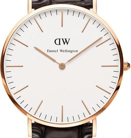 Daniel Wellington Inc DW York Man Watch Rose 40mm