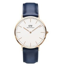 Daniel Wellington Inc DW Somerset Man Watch Rose 40mm