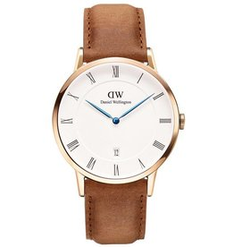 Daniel Wellington Inc DW Durham Unisex Watch Dapper Rose 38mm