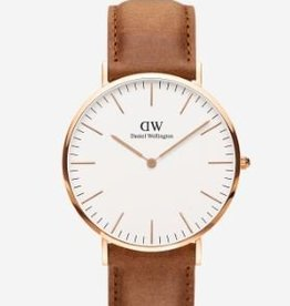 Daniel Wellington Inc DW Durham Man Watch Rose 40mm