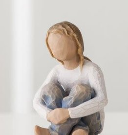 Willow Tree Spirited Child Figure - Willow Tree
