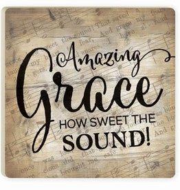P. Graham Dunn Amazing Grace Coaster