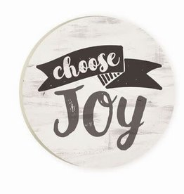 P. Graham Dunn Choose Joy Car Coaster