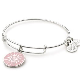 Alex and Ani Charity By Design,Spiral Sun,SS