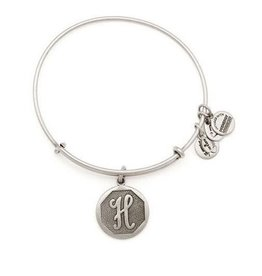 Alex and Ani Bng Initial H-S