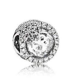 Pandora Jewelry Charm Dazzling Snowflake Clr Cz