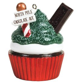 Fitz and Floyd Hersey's Pip Cupcake Ornament