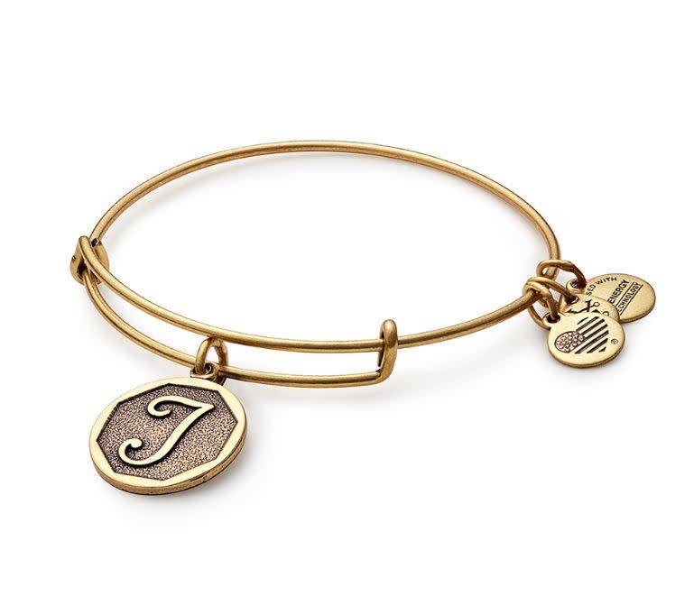 Alex and Ani Bng Initial T-G