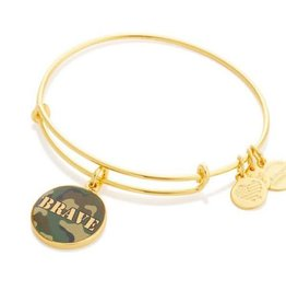 Alex and Ani Brave EWB, YG
