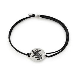 Alex and Ani Harry Potter Hufflepuff Kindred Cord, Sterling Silver