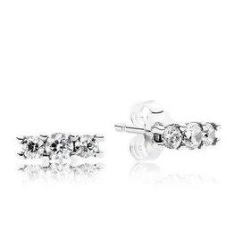 Pandora Jewelry Earring Sparkling Elegance, Cl
