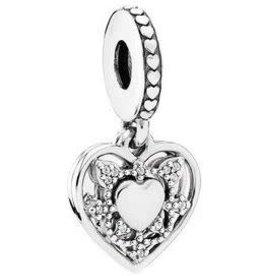 Pandora Jewelry Charm My Wife Always CZ