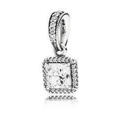 Pandora Jewelry Pendant Timeless Eleg Clear CZ