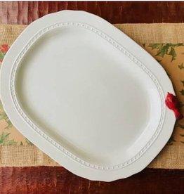 Nora Fleming, LLC Oval Holiday Platter