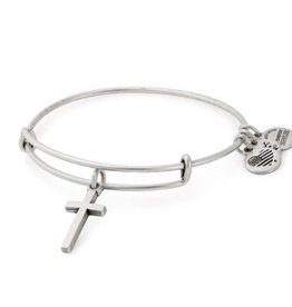 Alex and Ani Cross Bangle II EWB, RS