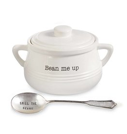Mud Pie Bean Me Up Pot Set