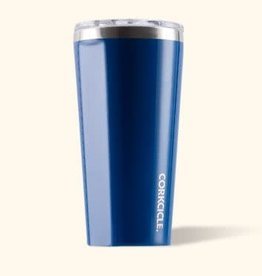Corkcicle Tumbler 16 oz Gloss Riviera Blu