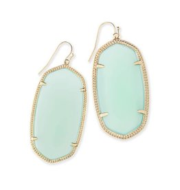 Kendra Scott Danielle Earrings Chalcedony