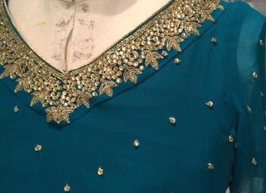 Remake of a Sari