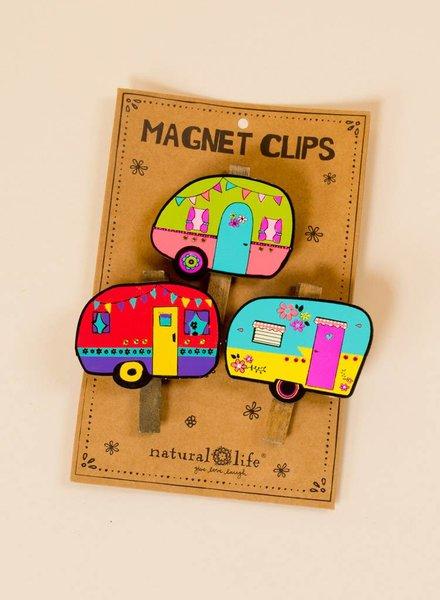 Magnet Clip Campers