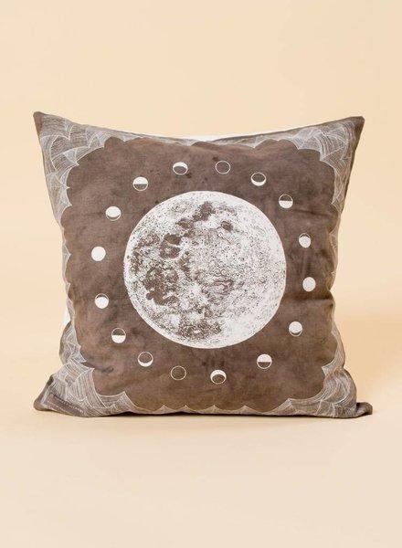 Lunar Tides Pillow
