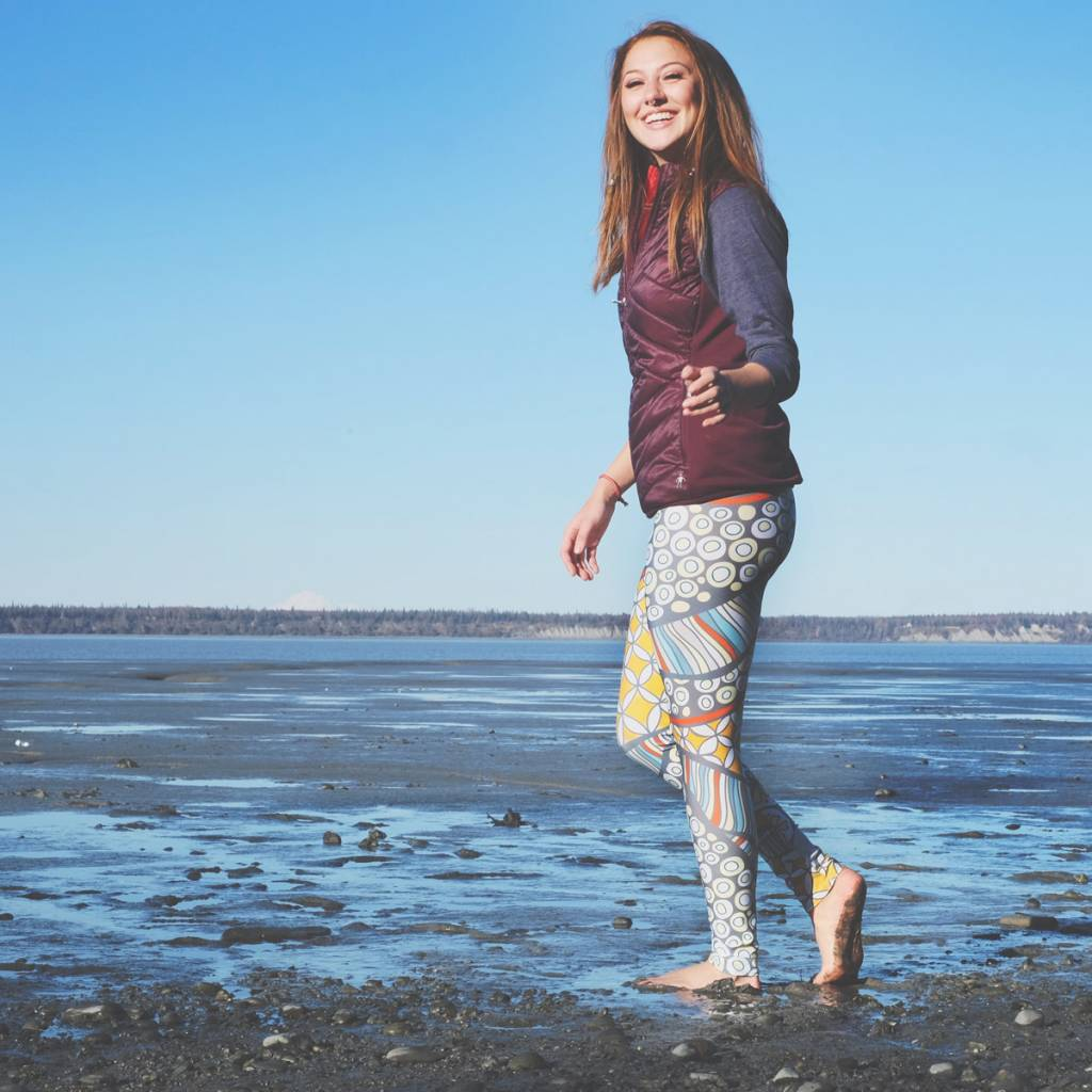 Halibut- Yoga Leggings