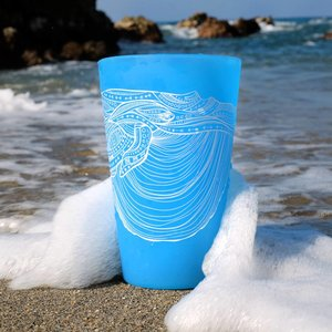 Blue Whale (Blue)- Pint
