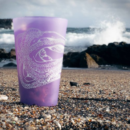 Kraken- Pint Purple