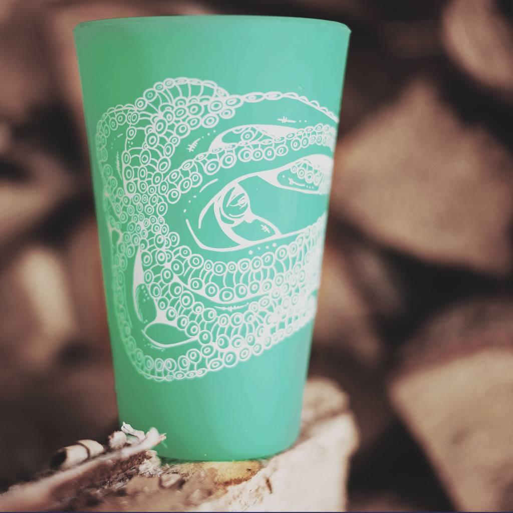 Kraken- Pint Turquoise
