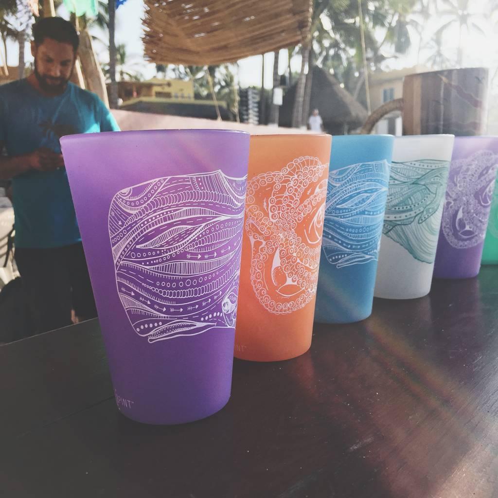 Kraken- Pint Purple