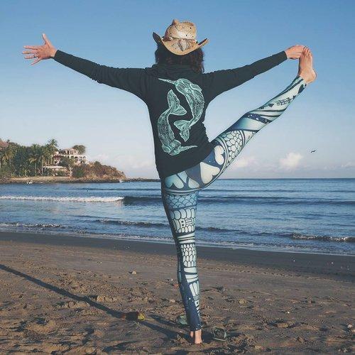 Mermaid- Yoga Leggings
