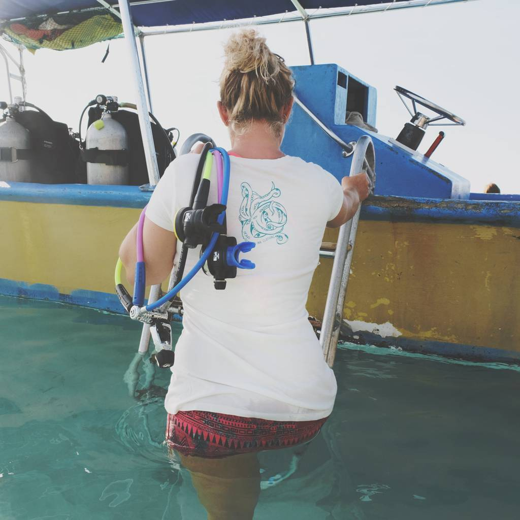 Reef Mermaid- Ladies Tee