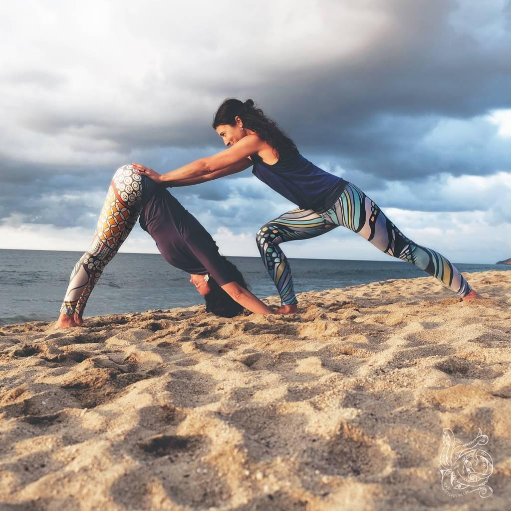 Humpback Whale- Yoga Leggings