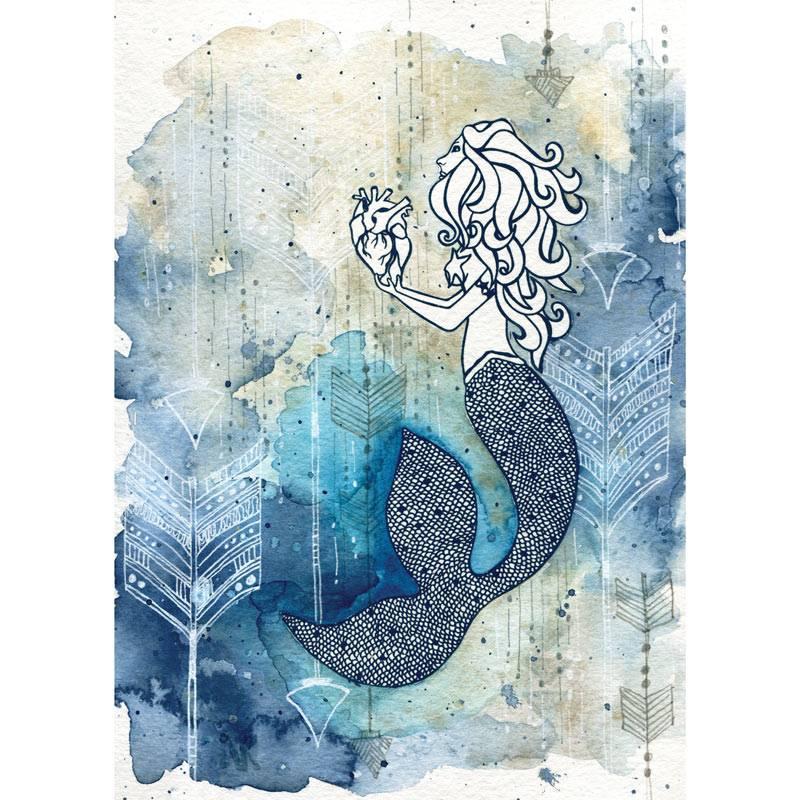 Mermaid's Heart