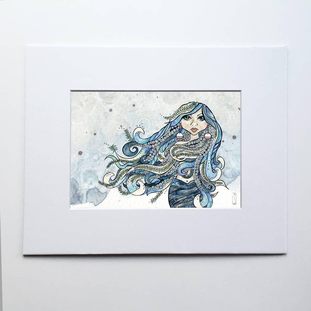 Marina- 8 x 10 Giclee