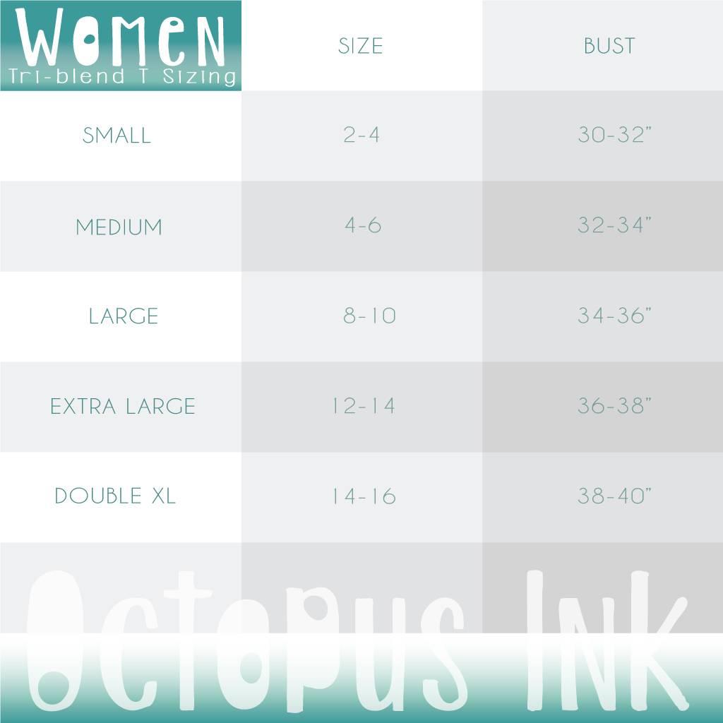 Green Sea Urchin- Ladies Tee