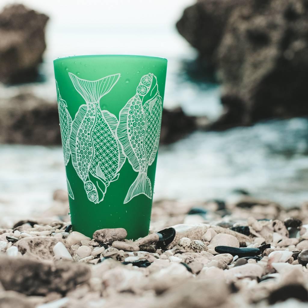 Halibut (Emerald)- Pint
